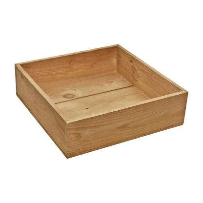 Simple Wooden Tray