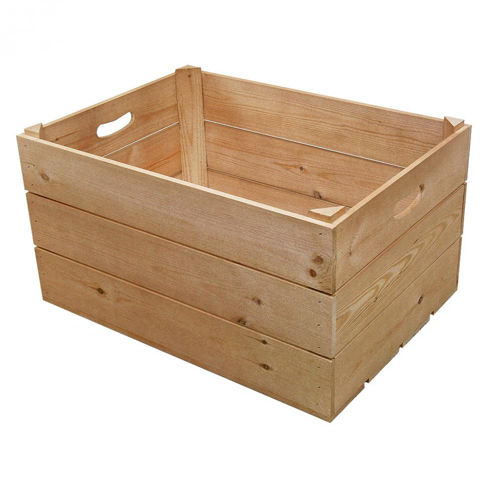 Extra Large Wooden Crate