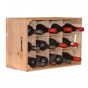 Wine Rack Crate