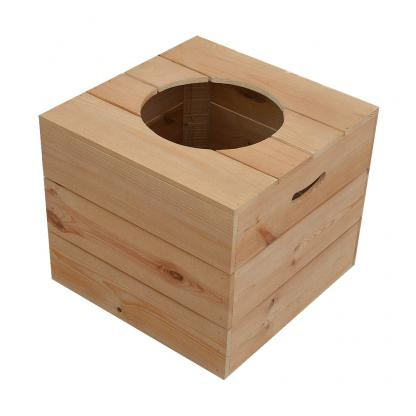 Soup Kettle Crate