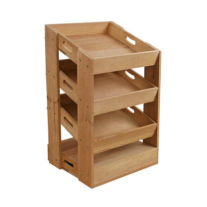 Tray Crate Shelving Unit