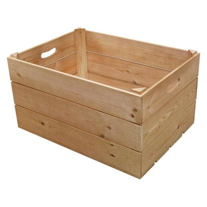 Oversized Wooden Crate