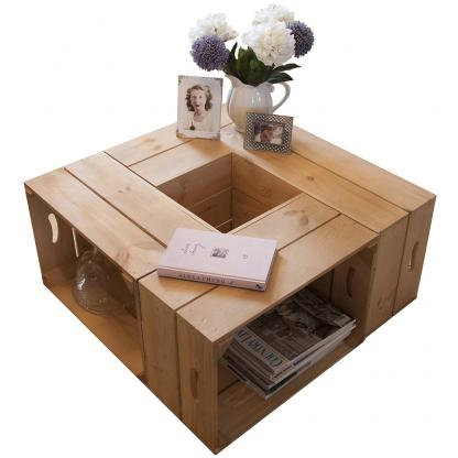 Apple Crate Furniture, Crate Storage and Shelf Crates